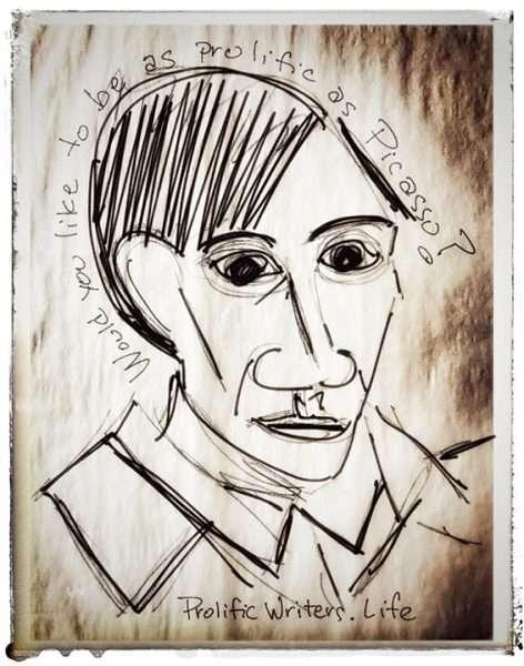 Pablo Picaso prolific artist writers life