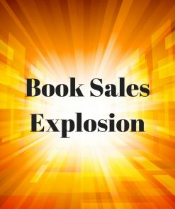 Book Sales Explosion