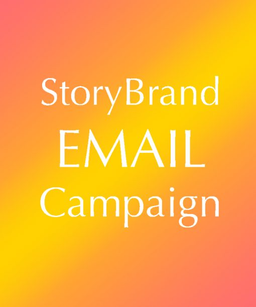 StoryBrand Email Campaign
